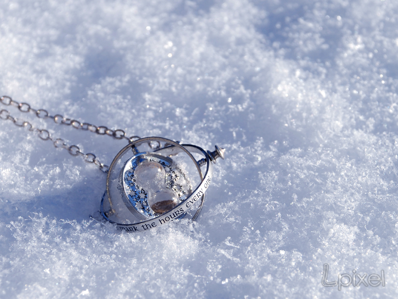 Time frozen by Lpixel