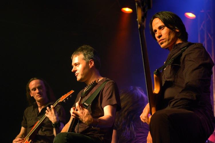 Threshold's Guitars by MedeaMelana