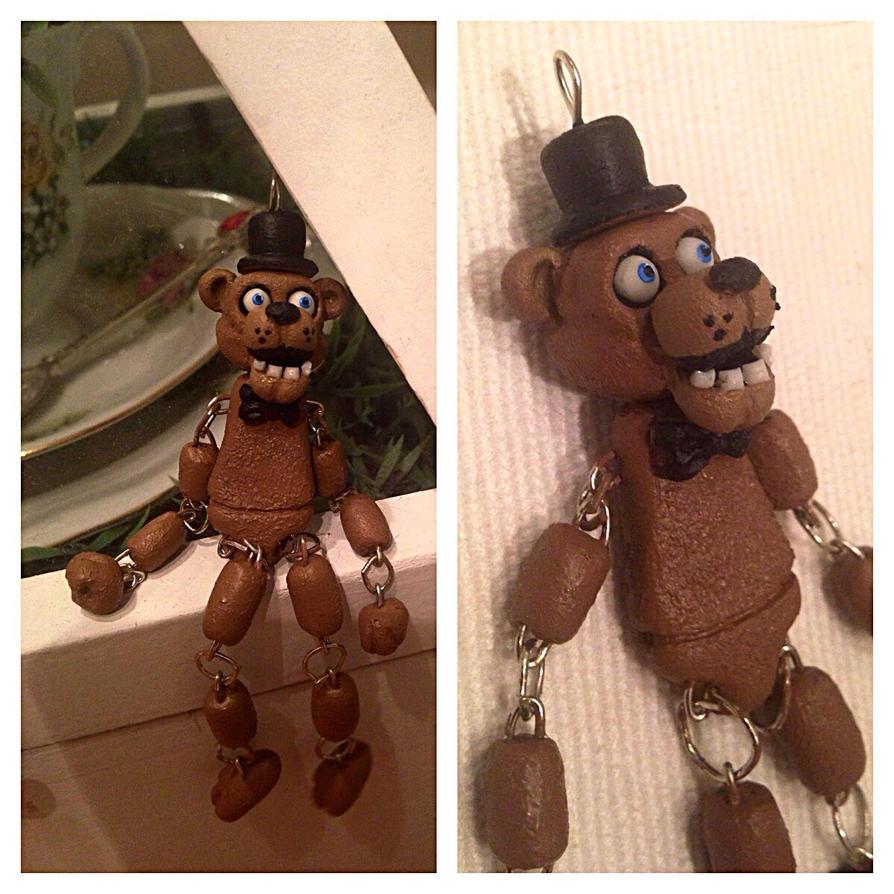 Freddy figure by Hukkahurja