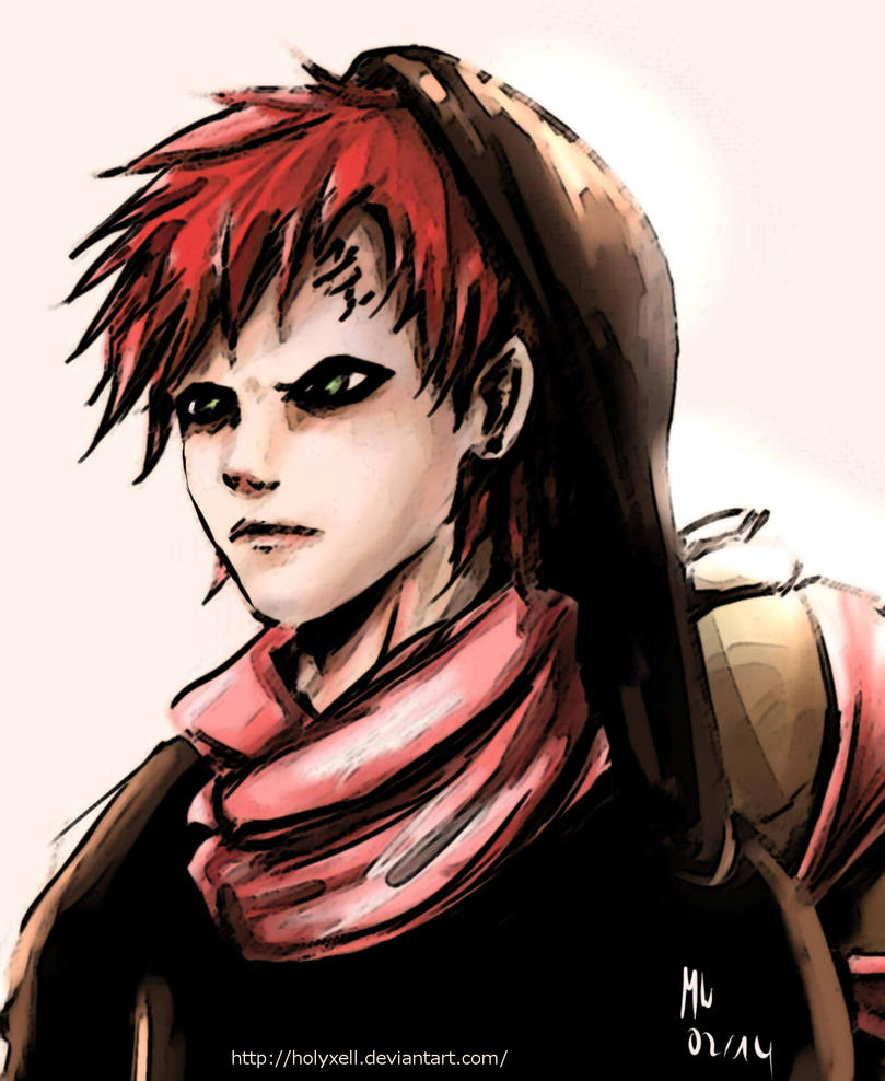 Calm Down, Gaara! By HolyXell On DeviantArt