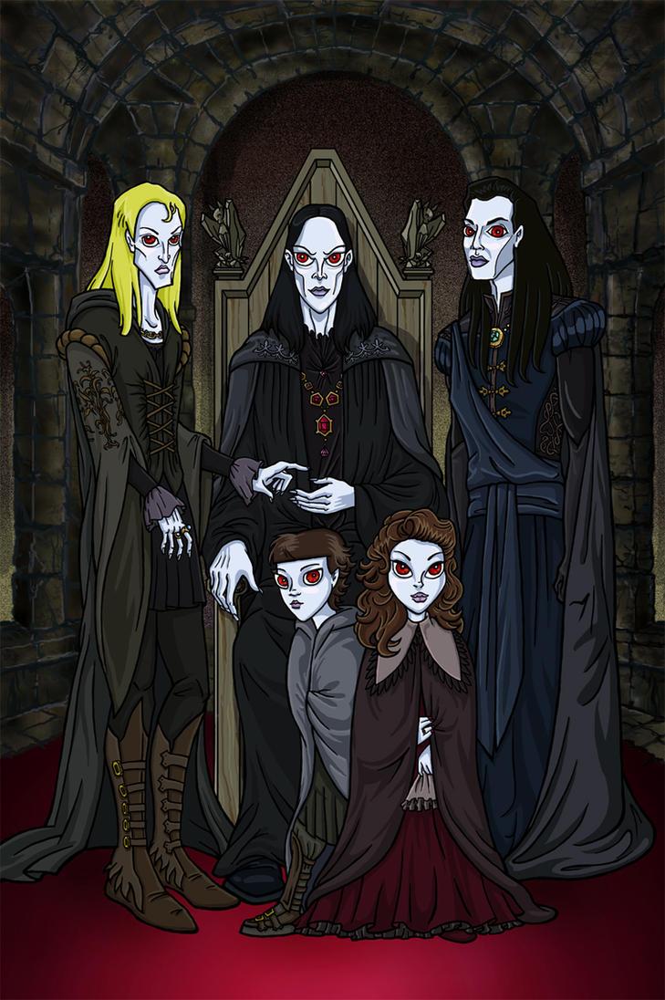 Volturi by Vikrapuff