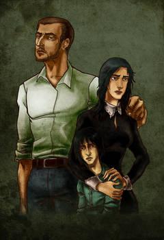 Snape's family