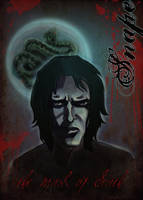 Snape - the Mask of Death by MadTwinsArt