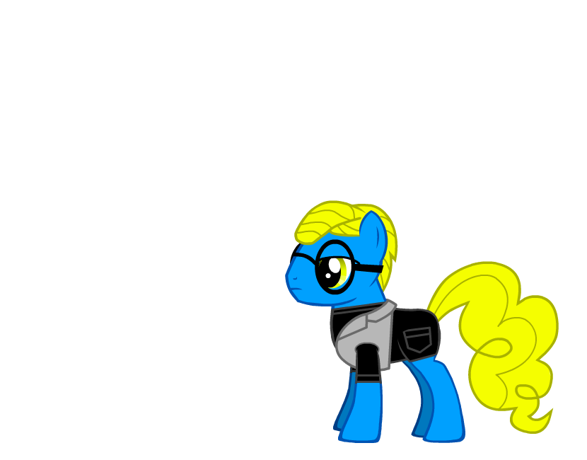 Pony Forms: Roger Ebert by skullzproductions