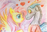 Fluttering Hearts - MLP - Traditional by Loveless-Nights