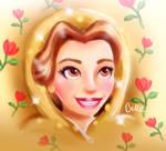 Princesses in Hoodies - Belle - #6