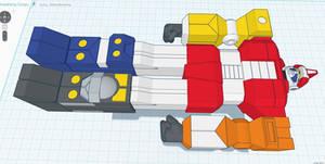 3d model of Jumbo Machinder Orbot