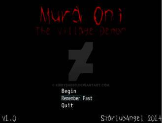 Mura Oni Title by kirbybabbo