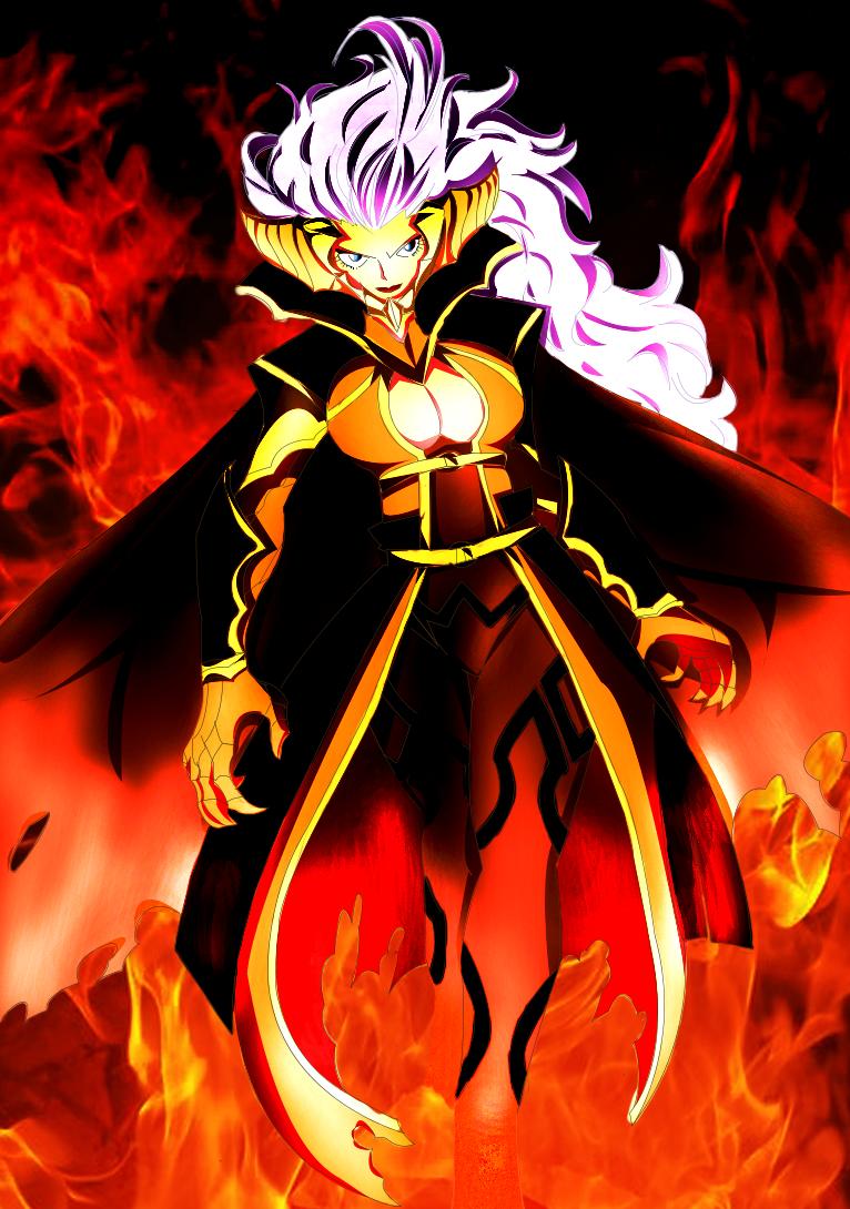 Satan Mira by Heartfilia9