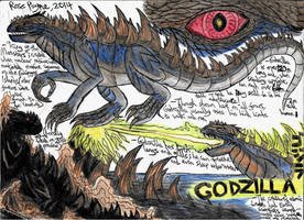 Godzilla: Myths and Mutations - GODZILLA 1