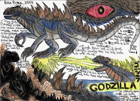 Godzilla: Myths and Mutations - GODZILLA 1