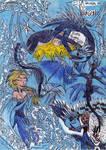Disney's Frozen - Elsa Becomes an Ice Dragon