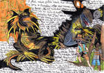 Godzilla: Myths and Mutations - JIRAS