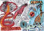 Godzilla: MaM - IMPERACOBRA and GEZORA