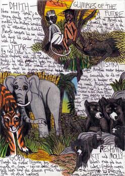 Jungle Book - Glimpses of the Future
