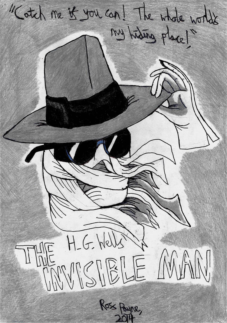 essays on the invisible man by hg wells