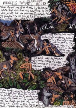 Jungle Book - Mowgli's Romantic History