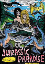 Jurassic Paradise by Khialat