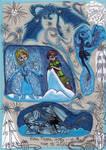 Disney's Frozen - Young Elsa Dragon TF