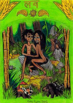 Jungle Book - Valentine's Day