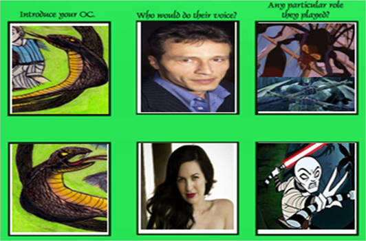 Jungle Book - Voice Actor Meme 10