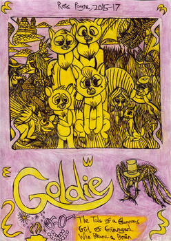 Goldie - Front Cover