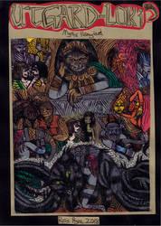 Utgard-Loki - Norse Myths Reimagined
