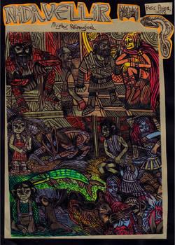Nidavellir - Norse Myths Reimagined