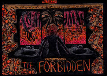 Clive Barker's The Forbidden by Khialat