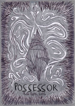 War of the Worlds - Possessor Poster