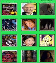 Myths Reimagined - Voice Actor Meme 9