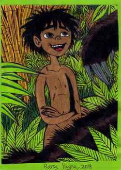 Jungle Book - You're All Right, Kid