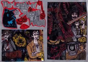 Westenra Boys - The Legend of Sleepy Hollow