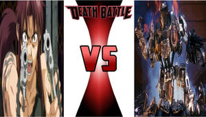 Death Battle - Revy vs. RoboCain