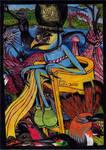Artist Tribute - Hieronymus Bosch