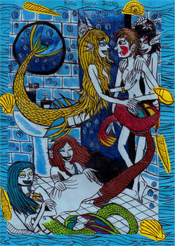 Seduced by Mermaids