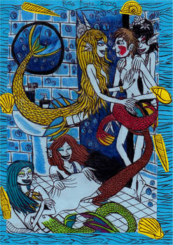 Seduced by Mermaids
