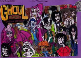 Ghoul School: The New Semester