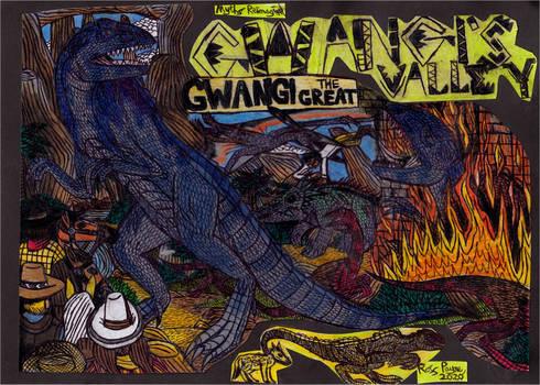 Gwangi's Valley - Myths Reimagined