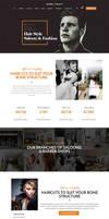 HairLoom   Responsive WordPress Theme by Designslots