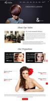 Big Salon - WordPress Theme for Hair Salon by Designslots