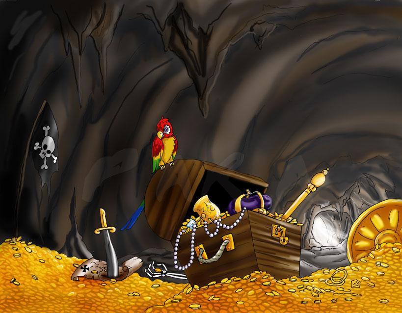 Mannford's Treasure by paradoxal