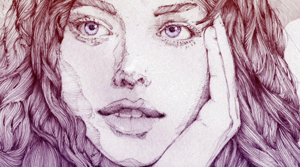 Emily Didonato detail by grafnarq