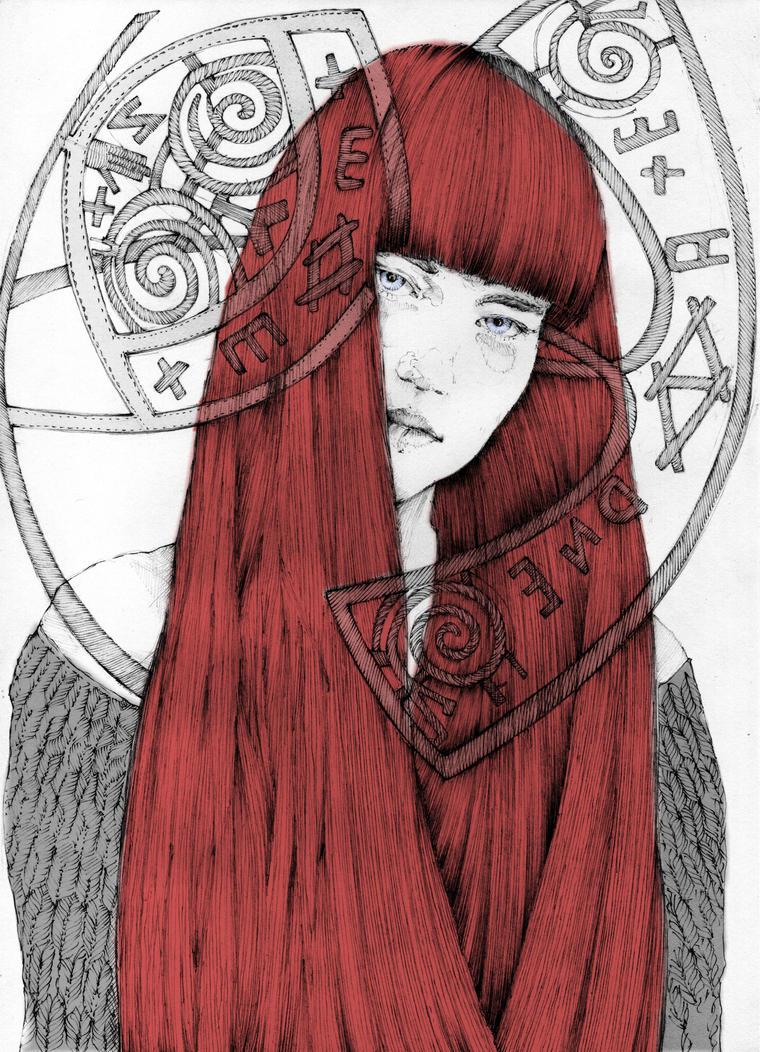 Queen Daria by grafnarq