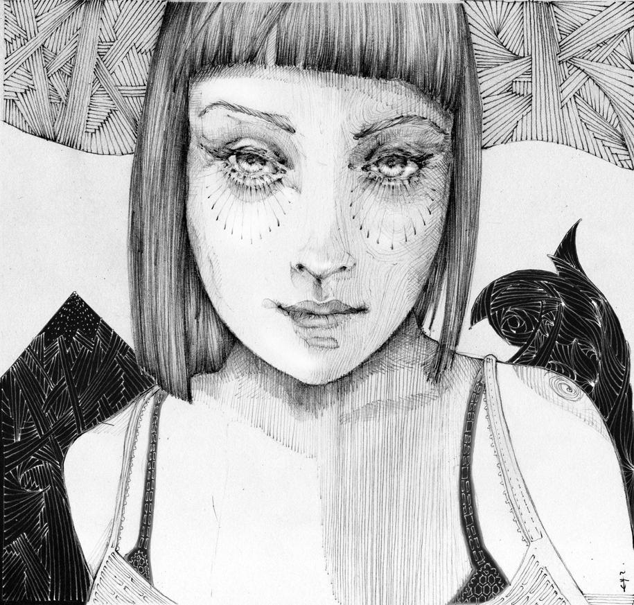 Irene by grafnarq