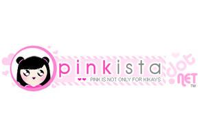 Pinkista.net Official Logo