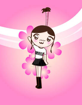 Pinkelita Lollipop Headstyle
