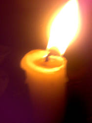 Behind The Candle Light