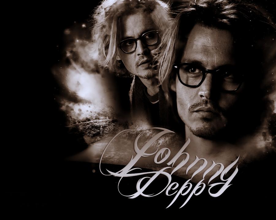 Johnny Depp Wallpaper By Psychicznax On DeviantArt