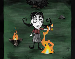 Don't Starve Willow's flame